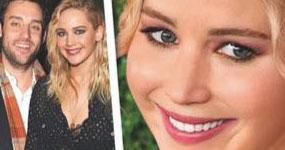 Jennifer Lawrence: Boda y baby! (OK!)