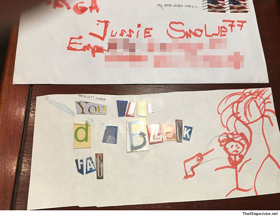 El caso de Jussie Smollett de Empire. Crimen de odio o hoax? UPDATE!
