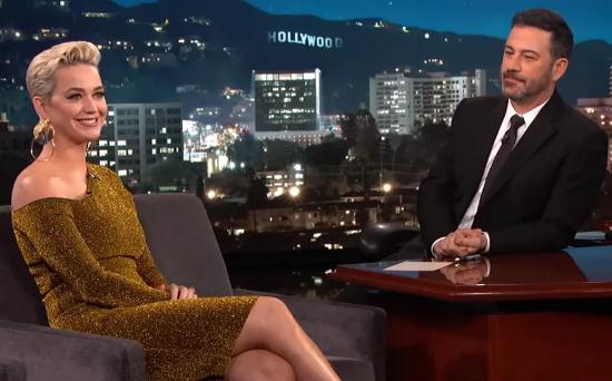 Katy Perry contó como Orlando Bloom le propuso matrimonio