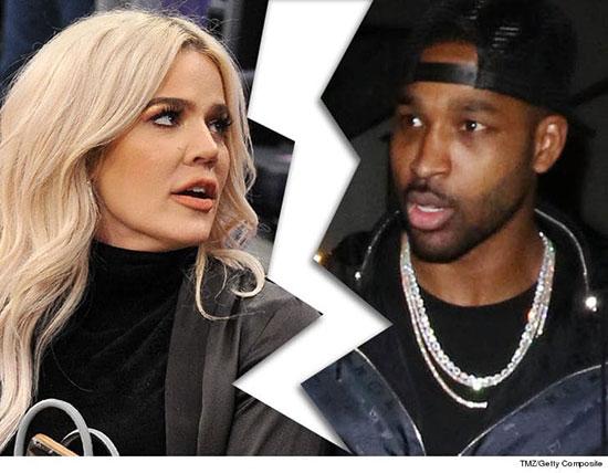 Khloe Kardashian termina con Tristan Thompson por la amiga BFF de Kylie!