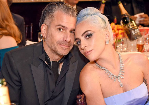 Lady Gaga terminó compromiso con Christian Carino?