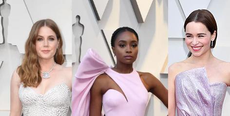 La Alfombra Roja Oscar 2019. Fashion Police!