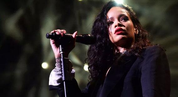Rihanna terminó de grabar su 9no disco!