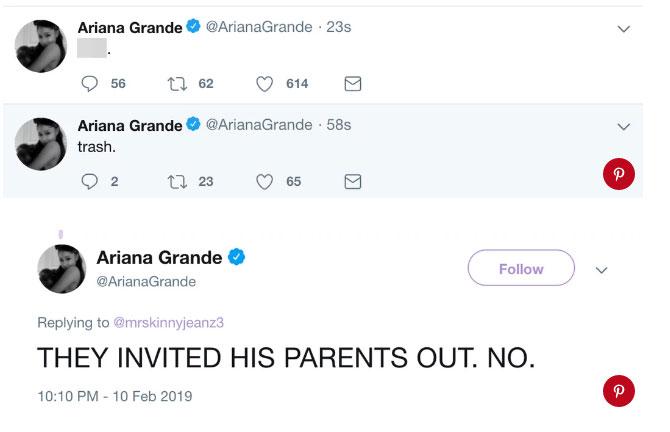 Ariana Grande furiosa porque Mac Miller no ganó Grammy
