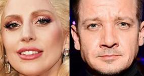 Lady Gaga y Jeremy Renner saliendo?