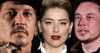 Johnny Depp acusa a Amber Heard de serle infiel con Elon Musk