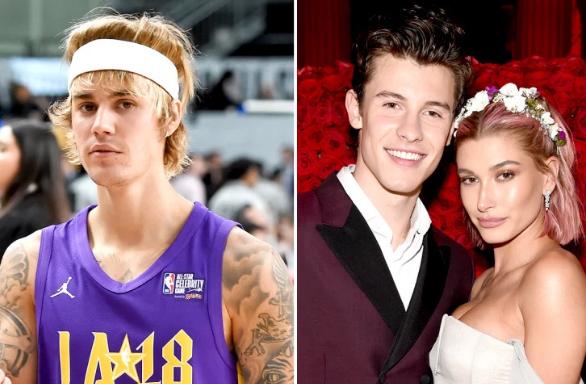 Justin Bieber reacciona a Shawn Mendes dando like a post de Hailey