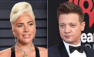 Lady Gaga se apoyó en Jeremy Renner tras terminar su compromiso