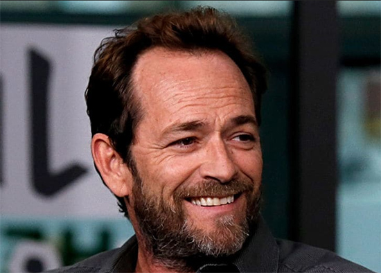 Falleció Luke Perry, actor de Beverly Hills 90210 y Riverdale