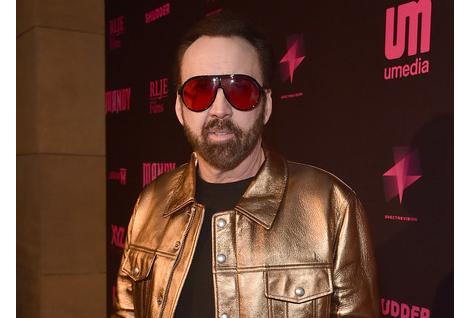 Nicolas Cage pide anular matrimonio 4 dias después de casarse WTF?
