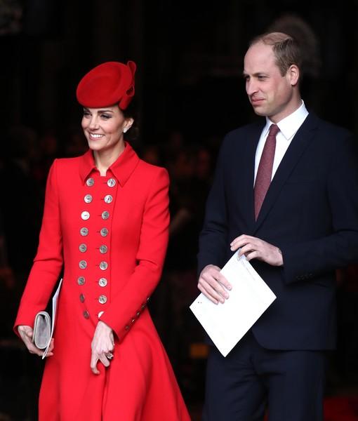 Príncipe William quiere detener el rumor, tuvo un affair con la BF de Kate?