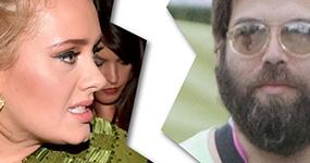 Adele y su esposo Simon Konecki se separan