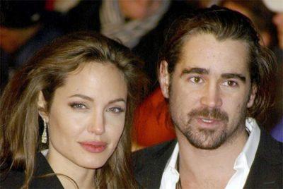 Angelina Jolie y Colin Farrell vuelven a encontrarse