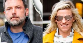 Ben Affleck y Lindsay Shookus terminan again!
