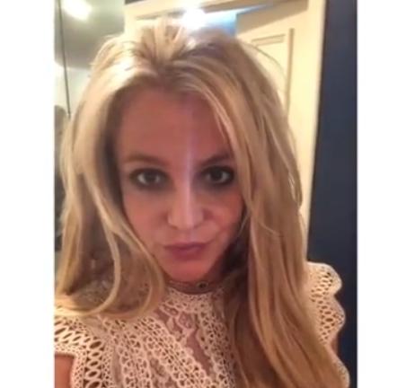 Britney Spears habla de los rumores en un post de Instagram