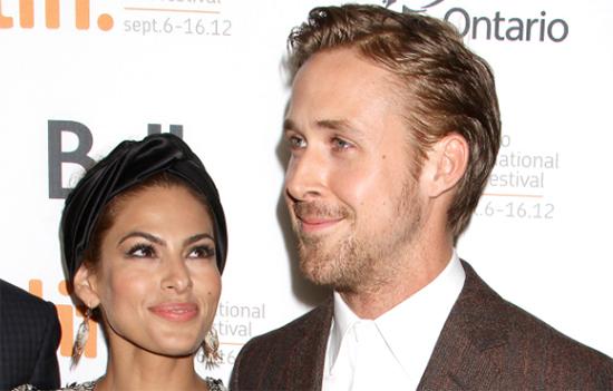 Eva Mendes no quería hijos hasta conocer a Ryan Gosling