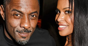 Idris Elba se casó con Sabrina Dhowre! Just Married!