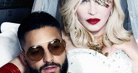 Madonna y Maluma cantarán Medellín en Los Billboards 2019