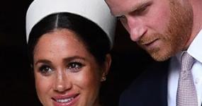 Meghan Markle y el Príncipe Harry podrían vivir en África