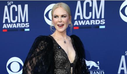 Nicole Kidman en los ACM Awards 2019