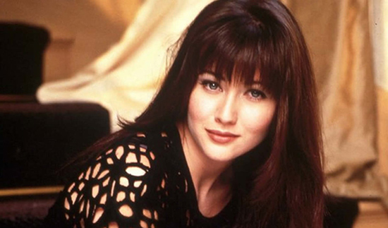 Shannen Doherty se une a Beverly Hills 90210!