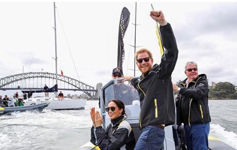Meghan Markle y Príncipe Harry en Instagram rompen récord mundial