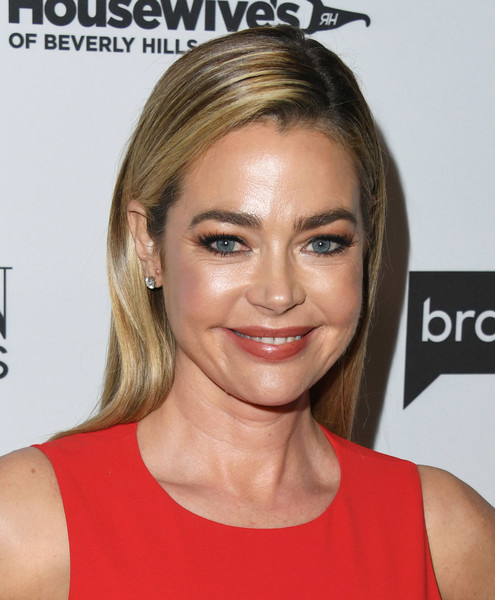 Denise Richards: Charlie Sheen once brought a prostitute to the Thanksgiving dinner