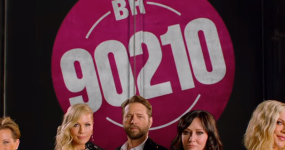 Vieron el trailer de Beverly Hills 90210? OMG! BH90210 They are back!