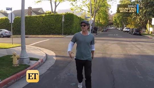 Brad Pitt responde si volvió con Jennifer Aniston!