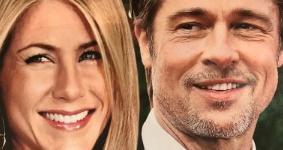 Brad Pitt le propuso matrimonio a Jen Aniston! YES!