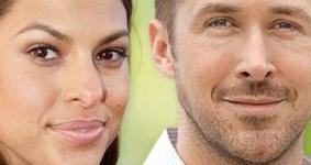 Ryan Gosling y Eva Mendes esperando gemelos + boda!