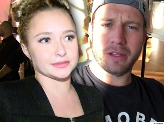 Novio de Hayden Panettiere arrestado por violencia doméstica