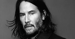Keanu Reeves es imagen de Saint Laurent