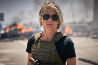 Trailer Terminator Dark Fate, Linda Hamilton como Sarah Connor
