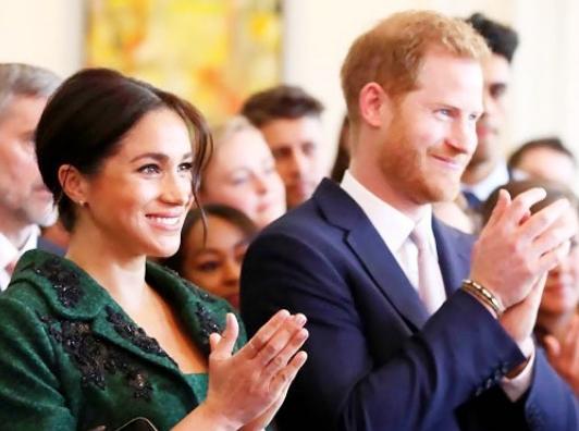 Meghan Markle y el Príncipe Harry tuvieron un niño! Baby Boy!
