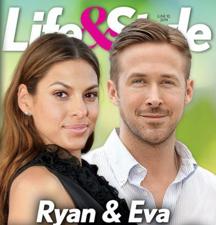 Ryan Gosling and Eva Mendes waiting for twins + wedding!