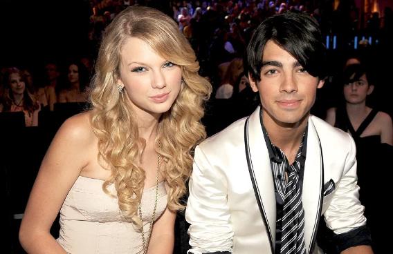 Taylor Swift se arrepiente de hablar mal de Joe Jonas en tv