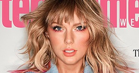 Taylor Swift da pistas sobre su nuevo disco, Entertainment Weekly