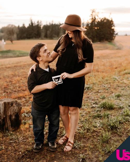 Zach y Tori Roloff esperan segundo baby