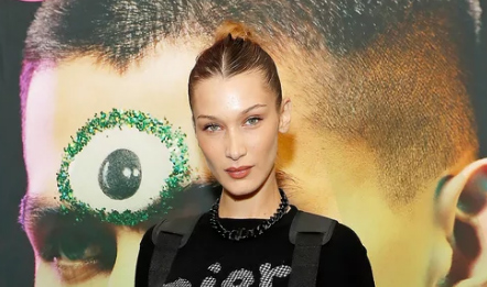 Bella Hadid accused of racist by photo of her shoe on Instagram