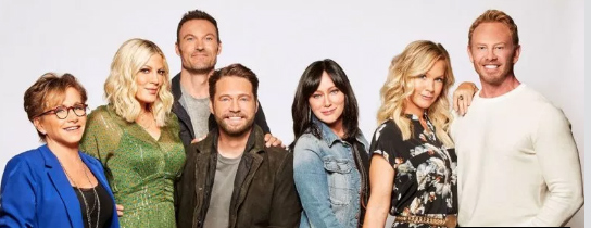 Beverly Hills Reboot 90210 at risk, problems in production