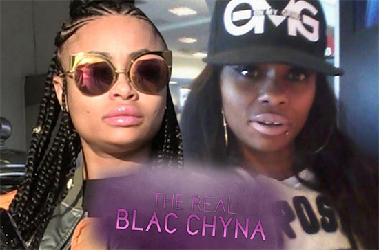 New reality show of Blac Chyna has no libretto! LOL!