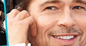 La nueva vida de Brad Pitt: Sobriedad, Fama y su ex Angie (Us)