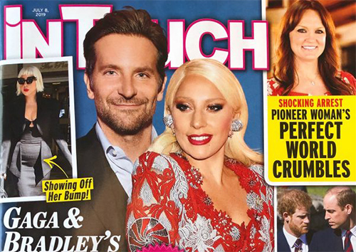 Bradley Cooper and Lady Gaga expect a baby!