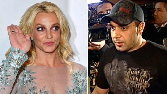 Britney Spears is granted restraining order against her former manager Sam Lufti