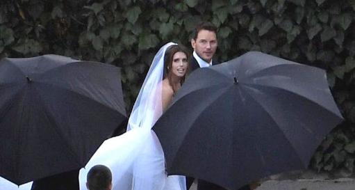 Chris Pratt married Katherine Schwarzenegger! Just Married !!