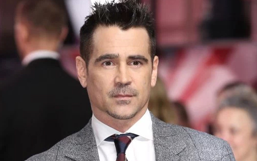 Colin Farrell repeated a shot 56 times in Minority Report [19659003] The actor of