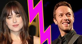 Dakota Johnson Y Chris Martin terminaron?