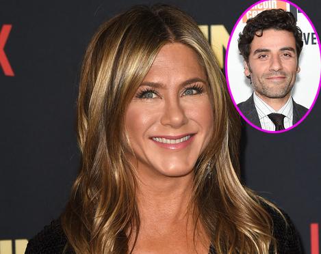 Jennifer Aniston tras Oscar Isaac?