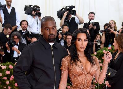Kim Kardashian compartió foto de la carita de su hijo Psalm West!